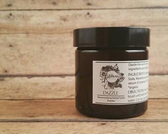 Tooth Powder : Remineralizing • Herbal