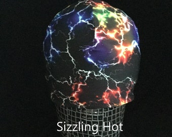 "Helmet Liner/Running Cap/Ski Cap - ""Sizzling Hot"""