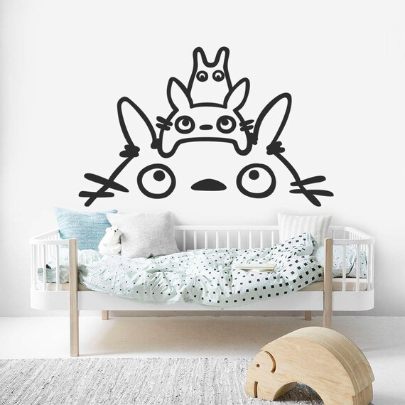 Totoro Nursery Theme Everything You Need For Your Totoro Baby Room