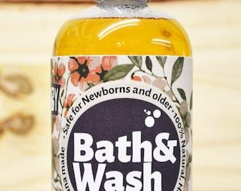 Newborn Shampoo/Wash