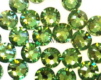 Erinite (360) Swarovski 2058 Crystal Flatback No-Hotfix Rhinestones (ss5 , ss7 , ss9) Nail Art ** FREE Shipping