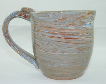 Handmade Ceramic Mixed Stoneware Cup/Mug