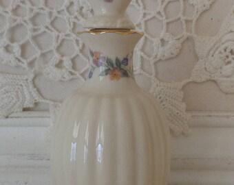 Lenox Perfume Atomizer,  Porcelain perfume atomizer