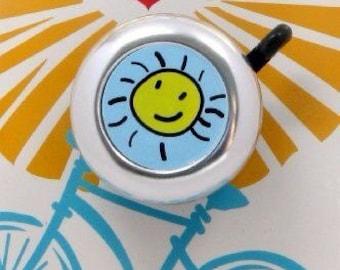 Smiling Sun Bike Bell