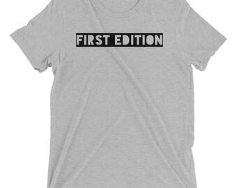 First Edition short sleeve t-shirt