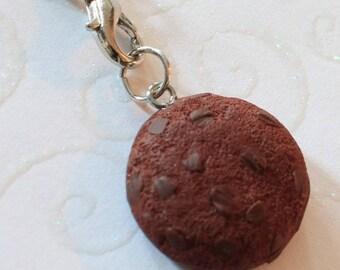 Chocolate Cookie Charm