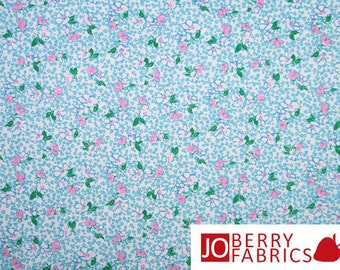 Small Floral Peggy Sue Fabric