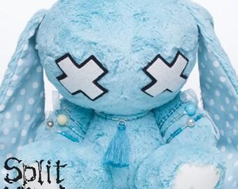 Blue-Dot Bunny