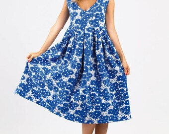 Sewing pattern Luciana Dress ebook