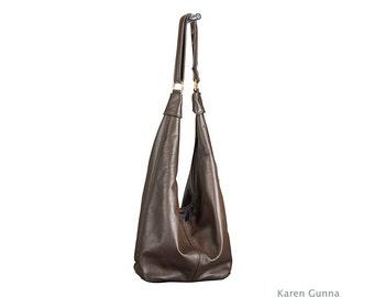Leather Bag Crossbody Bag Women Handmade Leather Crossbody Bag Leather Purse Gift For Her Shoulder Bag Karen Gunna The Rita