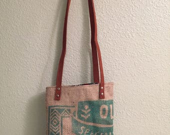 Ethiopia Specialty Coffee Tote Bag