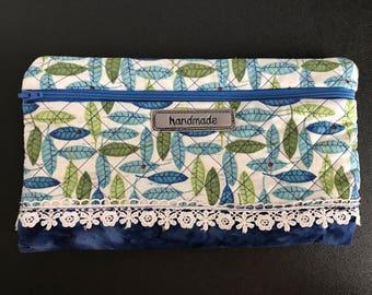 custom made zipper pouch