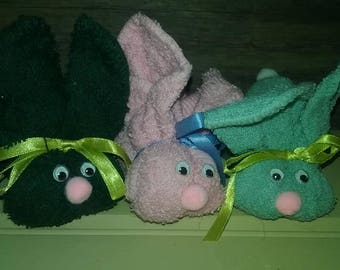 Boo Boo Bunny Set of 3