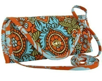 Summer Clutch Sewing Pattern Now in PDF instant download