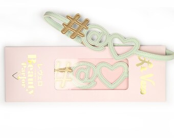 Icon Hairband- baby mint