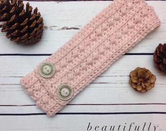 Crochet Malia Ear Warmer