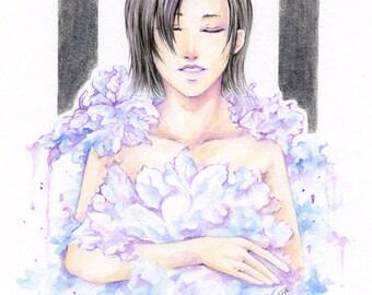 Art Print - Iris