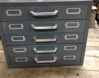 Small Desktop Storage Cabinet