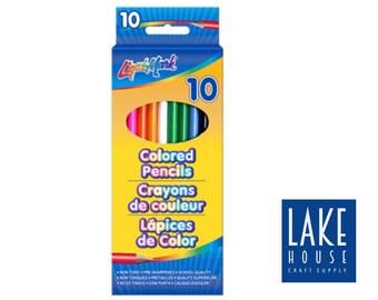 BULK Colored Pencils.