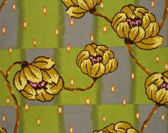 AMY BUTLER - Water Lily in Brown - fat quarter