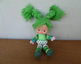 Rainbow Brite Doll Patty O'Green Vintage 1983