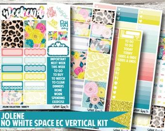 Jolene Planner Stickers - No White Space Kit