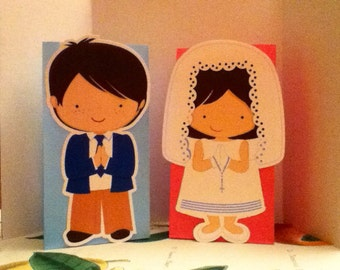 Cute My First Communion Goody Bags