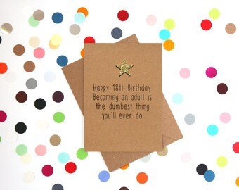 Birthday Cards By Text ~ Th birthday card etsy