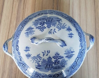 Gibson &sons vegetable serving dish.