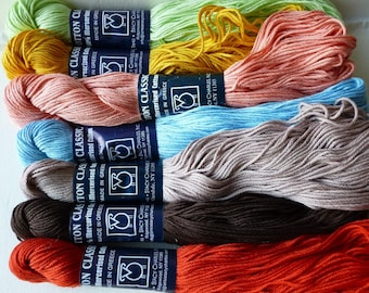 Yarn Sale  - Classic Cotton  by Tahki Stacy Charles, worsted, 100% cotton