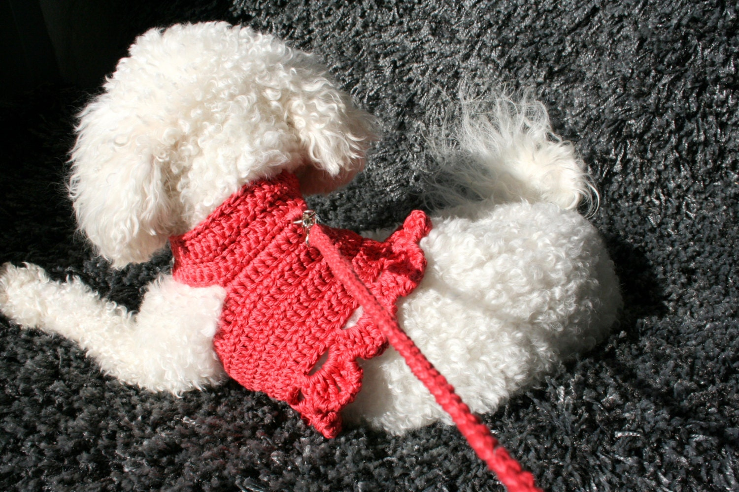 il_fullxfull.1006158425_j2wy?version=0 handmade dog harness crochet pet harness from 100% cotton