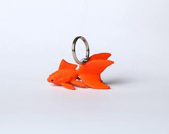 "Key chain ""Goldfish"""