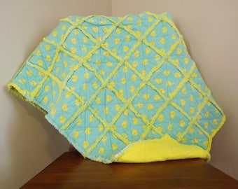 Little Duckling Baby Quilt