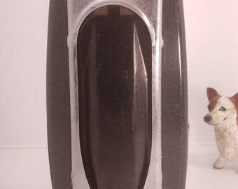 Vintage Tabnap Metal Napkin Dispenser, Double Sided Diner Napkin Dispenser,