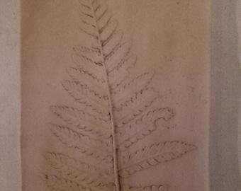 Flower tile, botanical art, Christmas gift
