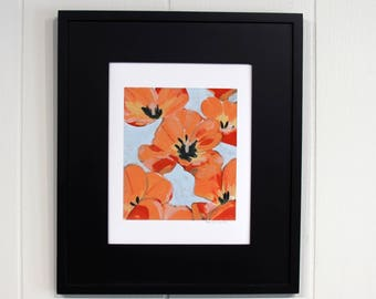 Tulips, Giclee Print of Painting