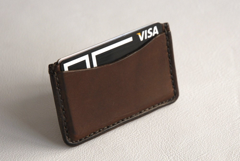 Card Holder Leather Card holder Leather Card Case Card