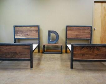 Kraftig Twin Beds - A Set of 2