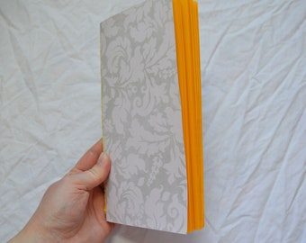 Travellers Notebook Insert - yellow pages