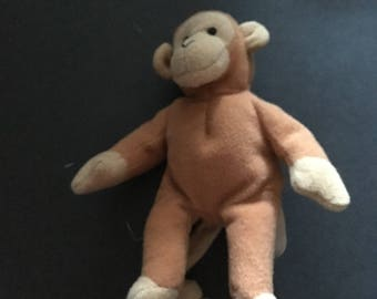 Beanie Babies Monkey (From McDonalds Happy Meal)