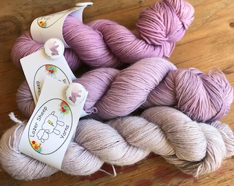 Randall Sheep - Hand Dyed Yarn
