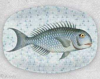 Fish I platter