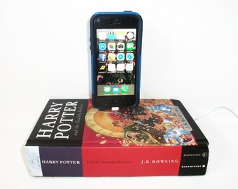 IPhone 5, 6 or 7 Charging IPhone Dock, Harry Potter and the Deathly Hallows IPhone  Docking Charger