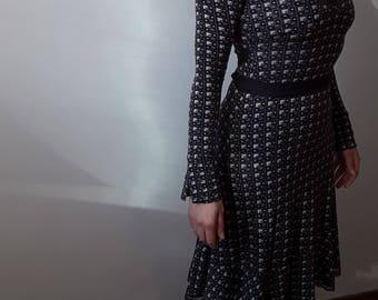Pretty Cotton Dress Size S