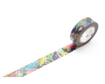 208871 mt ex Washi Masking Tape deco tape colorful phenocryst