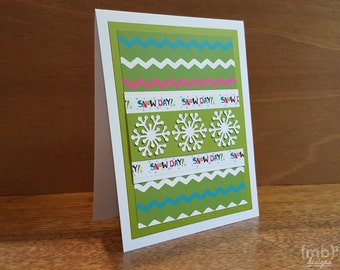 Ugly Sweater Set of 12 Christmas Cards