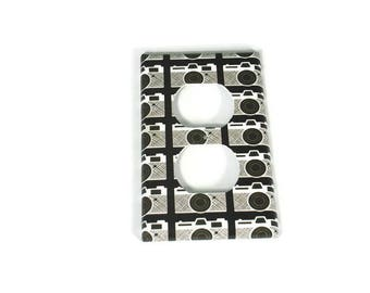 Outlet Plate  Light Switch Cover  Switch Plate in Camera (288O)