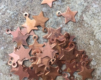 20 raw base metal stars
