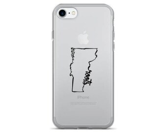 Vermont Roots - iPhone Case (iPhone 7/7 Plus, iPhone 8/8 Plus, iPhone X)