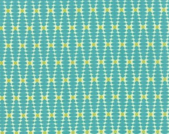 For You Ongoing Teal - 1/2yd